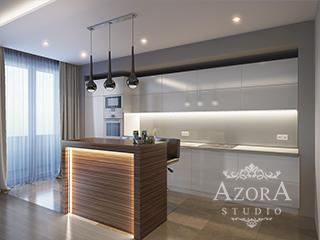 портфолио студия Азора