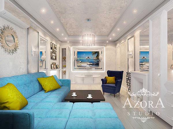 Студия дизайна Азора