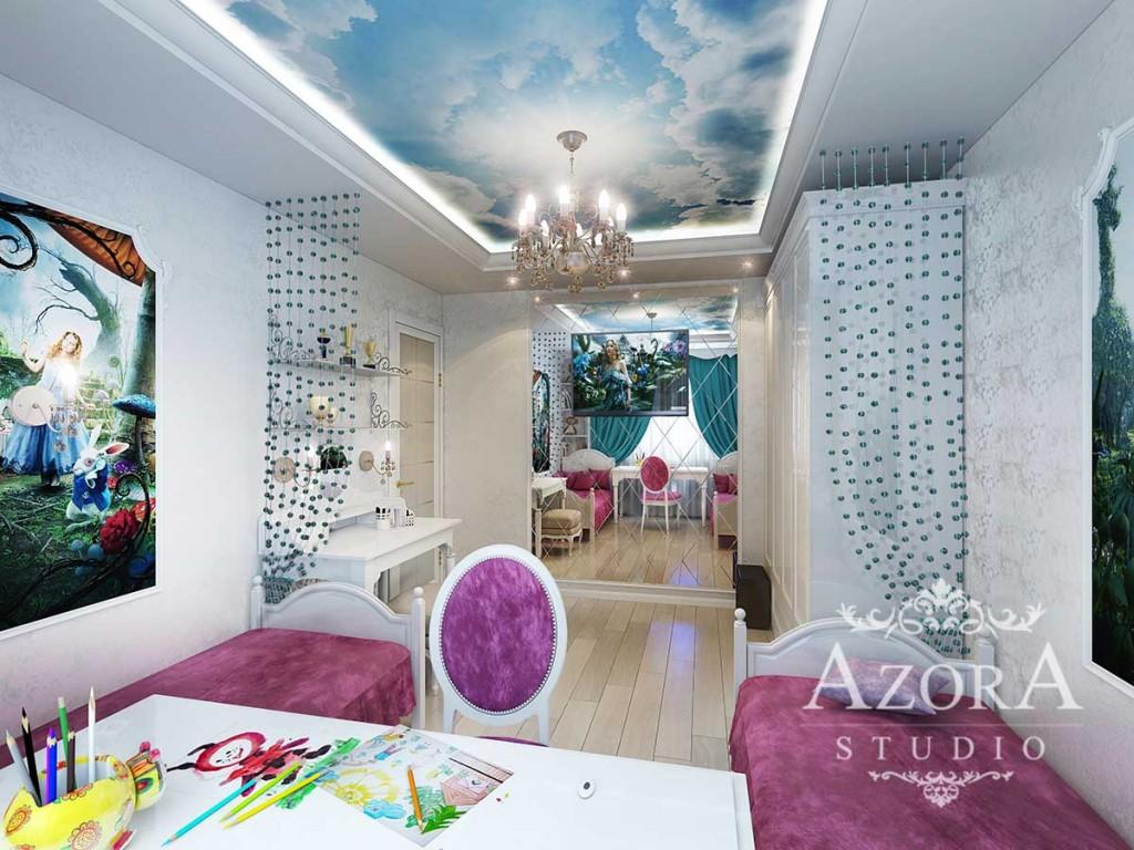 Студия дизайна интерьеров - Азора