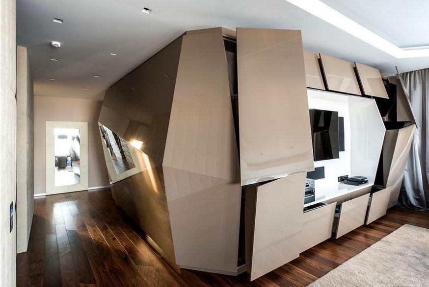 мебель в стиле футуризм