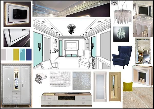 Азора студия дизайн-концепция