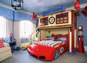 цвет для детской комнаты