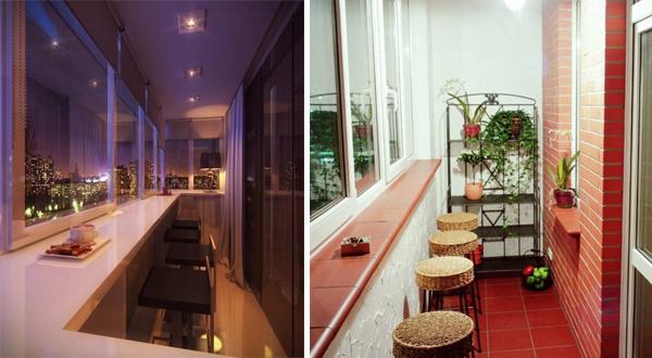 Идеи для лоджии студия дизайна интерьеров азора.