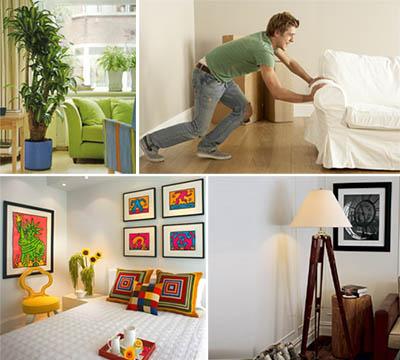 идеи декора, как обновить интерьер без ремонта