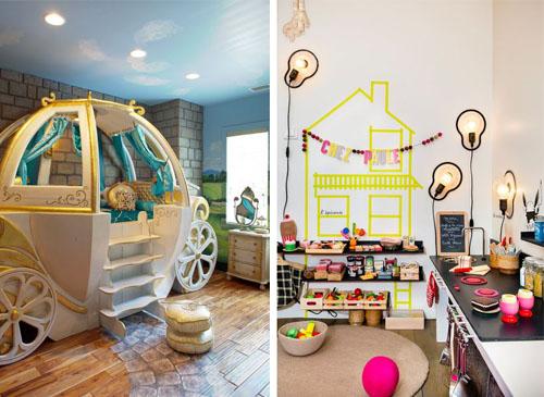мебель для детской комнаты девочки