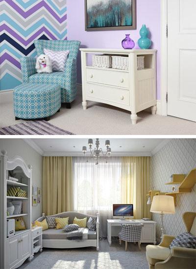 мебель для девочки идеи