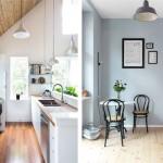 Скандинавский дизайн кухни
