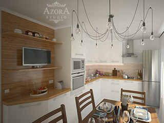 Дизайн кухни в Волгограде