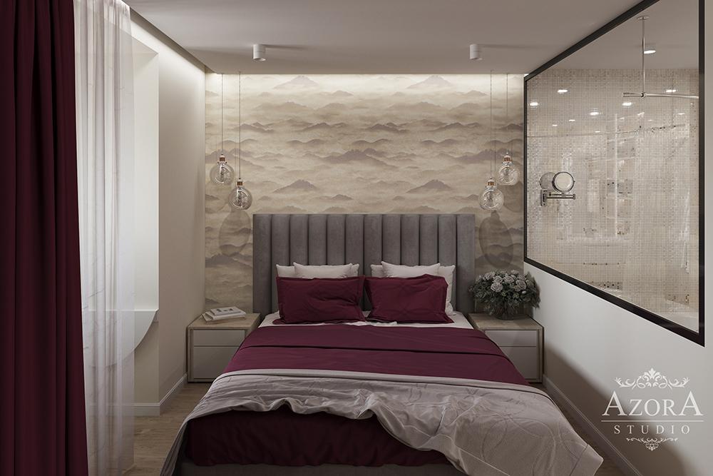 Спальня вид 6